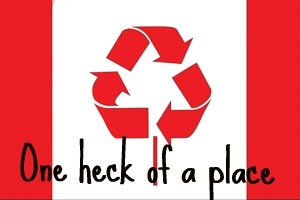 recycle in Canada